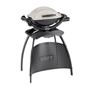 Weber® Gasgrill Q™ 1000 Stand, titan