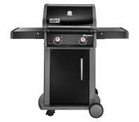 Weber Gasgrill Spirit E-210 Original, black