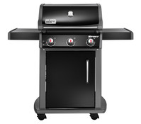 Weber Gasgrill Spirit E-310 Original, black