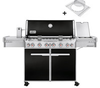 Weber Gasgrill Summit E 670, black