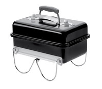 Weber Holzkohlegrill Go-Anywhere Charcoal, black