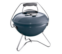 Weber Smokey Joe Premium 37 cm, Slate Blue