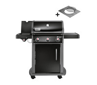 Weber Spirit E-320 Original GBS, black