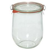 Weckglas in Tulpenform, 4 Stk.