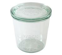 Weckglas Sturzform, 0,5 l, 4 Stk