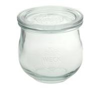 Weckglas Tulpe, 370 ml