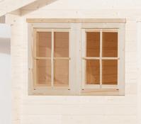 Weka Doppelfenster 28mm