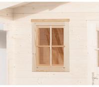 Weka Einzelfenster für Gartenhaus 21, 69x79cm