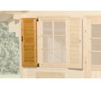 Weka Fensterladen Mediterrana