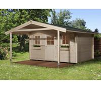 Weka Gartenhaus 135 Gr. 1 (V200)