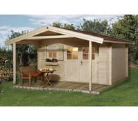 Weka Gartenhaus 136 Gr. 1 (V200)