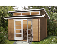 Weka Gartenhaus 158
