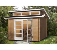 Weka Gartenhaus Avantgarde