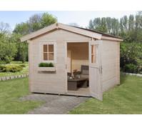 Weka Gartenhaus Gartenhaus Premium 28