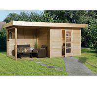 Weka Gartenhaus Lounge 3 Gr. 1