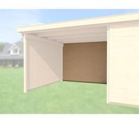 Weka Rückwand für Anbauten, 300 cm