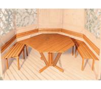 Weka Sitzgarnitur für Pavillon 234