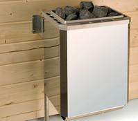 Weka Technikpaket 2, BioAktiv-Saunaofen 9 kW mit Anschlusskabel und Steuergerät