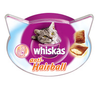 Whiskas® Anti-Hairball, Katzensnack, 60g