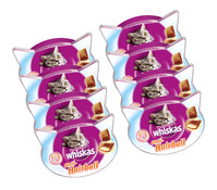Whiskas® Anti-Hairball, Katzensnack, 8x60g