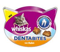Whiskas® Dentabits Huhn, Katzensnack, 40g