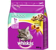 Whiskas® Indoor 1+ Huhn Trockenfutter, 800g
