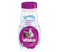 Whiskas® Katzenmilch, Katzensnack, 200 ml