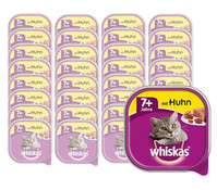 Whiskas® Senior 7+ Huhn, Nassfutter, 32 x 100g