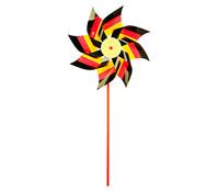 Windrad Deutsche Flagge