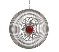 Windspiel Imola Rotor mit roter Kugel
