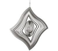Windspiel Misteral Helius mit kristallener Kugel