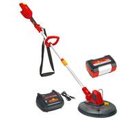 WOLF Akku-Trimmer Power 30 T Set