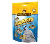 Wolfsblut Fish Minis Kabeljau, Hundesnack, 100g
