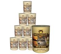 Wolfsblut Wild Duck, Ente & Kartoffel, Nassfutter, 6 x 395g