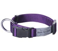 Wouapy Hundehalsband Basic Line, 20mm