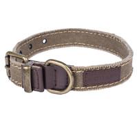 Wouapy Hundehalsband Vintage 25mm/45cm