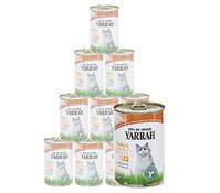 Yarrah Bio Bröckchen, Nassfutter, 12x405g