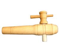 Zapfhahn aus Holz für Artikel 1710045