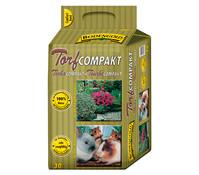Ziegler Bodengold Torf Compakt, 25 l