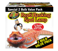 Zoo Med Repti Basking Spot Lamp ValuePack