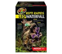 Zoo Med Repti Rapids LED Wasserfall M, Baum