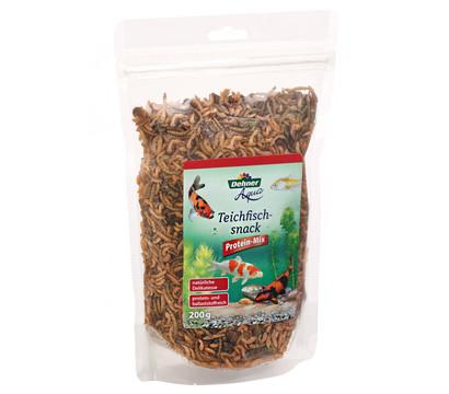 Dehner Aqua Teichfischsnack Protein-Mix, 200 g