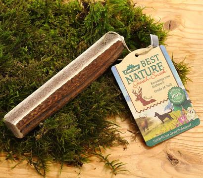 Dehner Best Nature Kaustange vom Rothirsch, halb