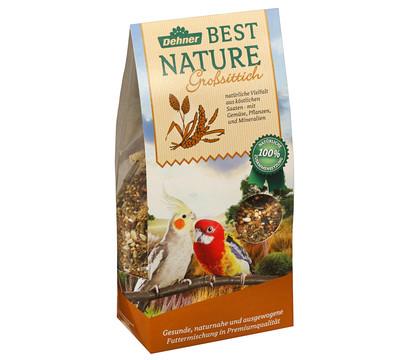 Dehner Best Nature Vogelfutter Großsittiche