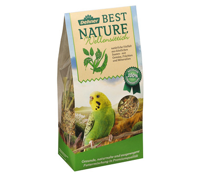 Dehner Best Nature Vogelfutter Wellensittiche