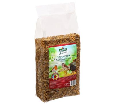 Dehner Natura Mehlwürmer, 500 g