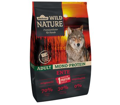Dehner Wild Nature Trockenfutter Mono-Protein Adult