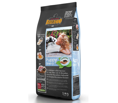 BELCANDO® Trockenfutter Puppy Gravy