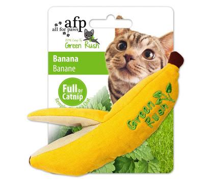 afp Katzenspielzeug Green Rush Banana