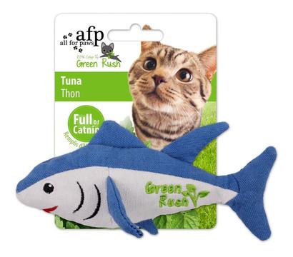 afp Katzenspielzeug Green Rush Tuna